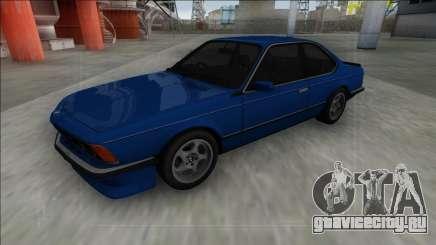 BMW M6 E24 для GTA San Andreas