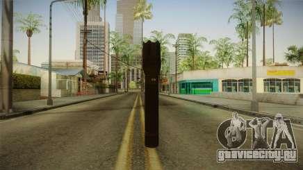 Halloween Surprise DLC - Vom Feuer Flashlight для GTA San Andreas