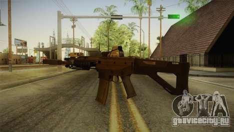 Battlefield 4 - ACW-R для GTA San Andreas третий скриншот