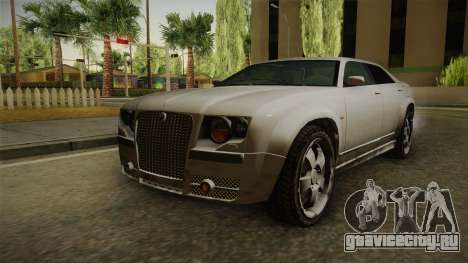 GTA 4 Schyster PMP600 SA Style для GTA San Andreas