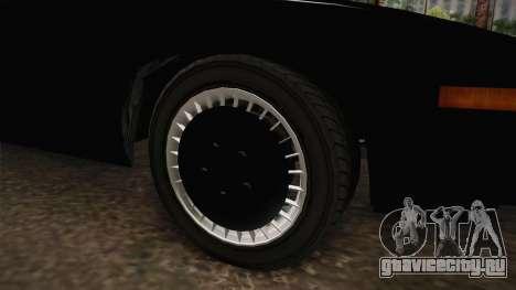 GTA 5 Imponte Ruiner 2000 IVF для GTA San Andreas вид сзади