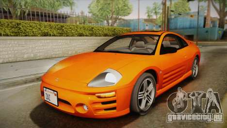 Mitsubishi Eclipse GTS Mk.III 2003 IVF для GTA San Andreas