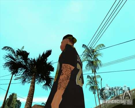 Skin VLA-1 Armenian V4 для GTA San Andreas третий скриншот