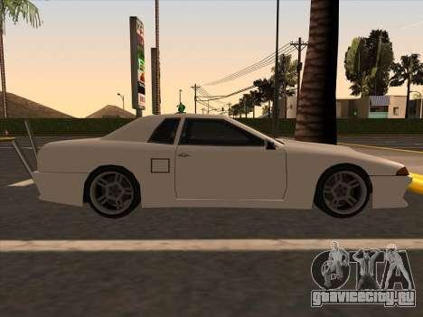 Elegy для GTA San Andreas вид слева