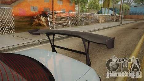Nissan Silvia S14 Drift v2 для GTA San Andreas вид сбоку