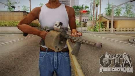Battlefield 4 - DAO-12 для GTA San Andreas третий скриншот