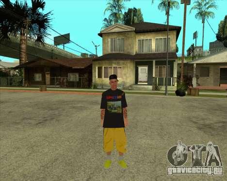 Skin VLA-1 Armenian V4 для GTA San Andreas четвёртый скриншот