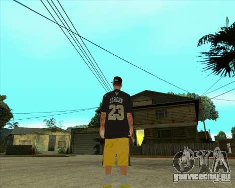 Skin VLA-1 Armenian V4 для GTA San Andreas пятый скриншот