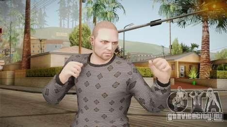 GTA Online DLC Import-Export Male Skin 3 для GTA San Andreas
