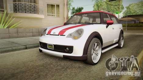 GTA 5 Weeny Issi Countryboy IVF для GTA San Andreas