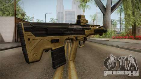 DesertTech Weapon 2 для GTA San Andreas второй скриншот