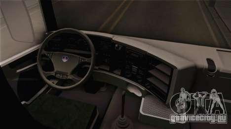 Eskrem Gerrok Trailer для GTA San Andreas вид изнутри