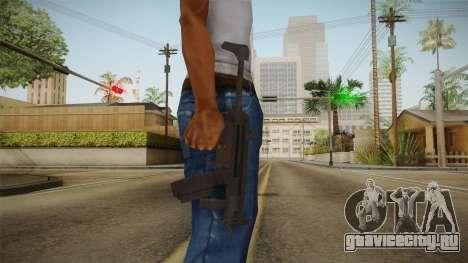 MP-5K Drum Mags для GTA San Andreas третий скриншот
