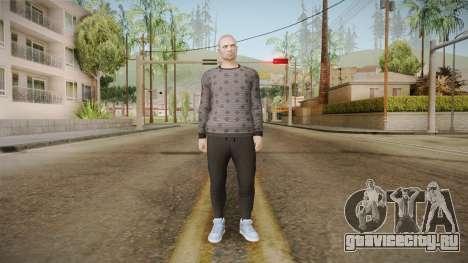 GTA Online DLC Import-Export Male Skin 3 для GTA San Andreas второй скриншот