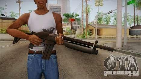 Battlefield 4 - HAWK 12G для GTA San Andreas третий скриншот