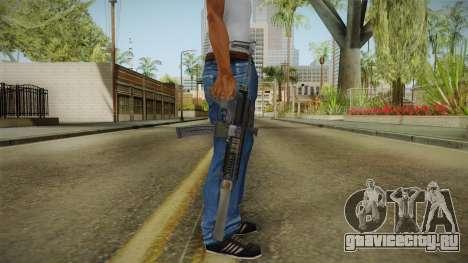 Battlefield 4 - SIG MPX для GTA San Andreas третий скриншот