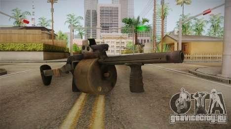Battlefield 4 - DAO-12 для GTA San Andreas