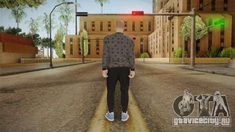 GTA Online DLC Import-Export Male Skin 3 для GTA San Andreas третий скриншот