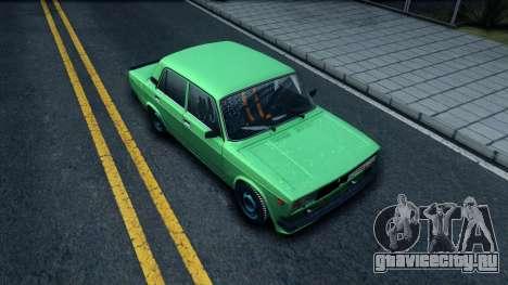 ВАЗ 2105 Winter Drift для GTA San Andreas вид справа