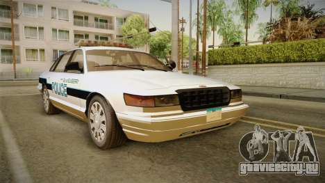 Brute Stainer Blueberry Police 1994 для GTA San Andreas