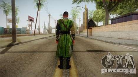 Doctor Strange Movie - Baron Mordo для GTA San Andreas третий скриншот