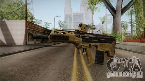 DesertTech Weapon 2 для GTA San Andreas