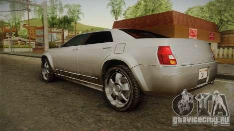 GTA 4 Schyster PMP600 SA Style для GTA San Andreas вид слева
