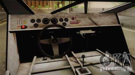 GTA 5 Ramp Buggy для GTA San Andreas вид сзади