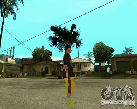 Skin VLA-1 Armenian V4 для GTA San Andreas шестой скриншот