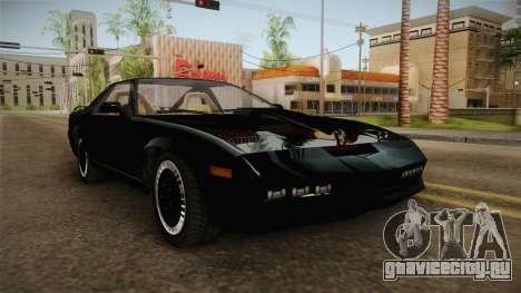 GTA 5 Imponte Ruiner 2000 IVF для GTA San Andreas вид справа
