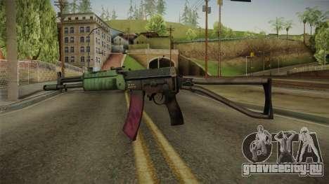Battlefield 4 - AEK-971 для GTA San Andreas второй скриншот