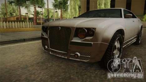 GTA 4 Schyster PMP600 SA Style для GTA San Andreas вид сверху