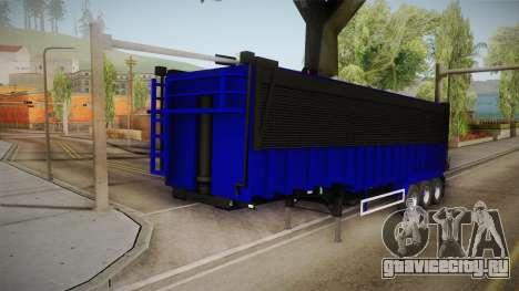 Trailer Dumper v2 для GTA San Andreas