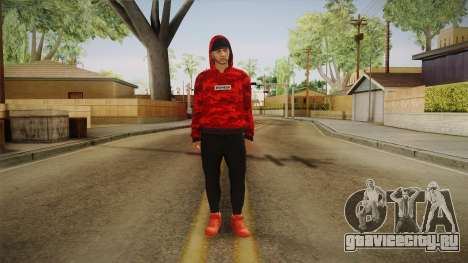 Import-Export DLC Skin Male для GTA San Andreas второй скриншот