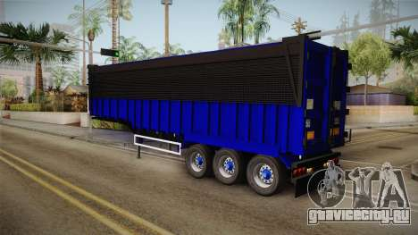 Trailer Dumper v2 для GTA San Andreas вид слева