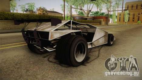 GTA 5 Ramp Buggy для GTA San Andreas вид слева