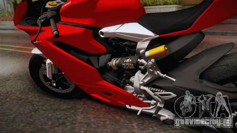 Ducati 1299 Panigale S 2016 для GTA San Andreas вид справа