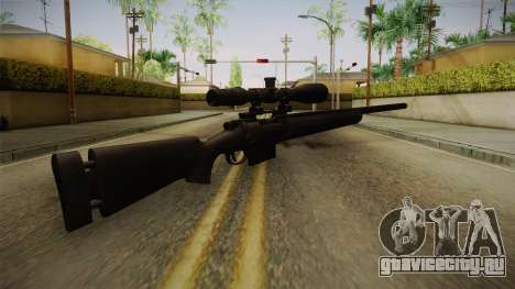 Remington M24 для GTA San Andreas третий скриншот