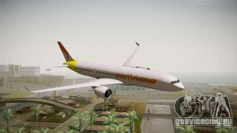 Airbus A350 Conviasa для GTA San Andreas