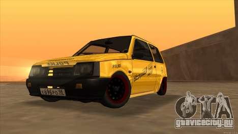 ВАЗ 1111 Оказия для GTA San Andreas