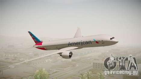 Boeing 787 American Airlines для GTA San Andreas