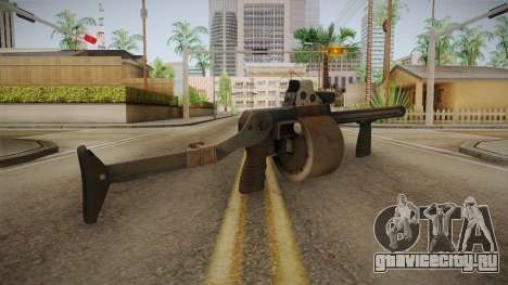 Battlefield 4 - DAO-12 для GTA San Andreas второй скриншот