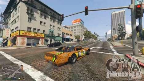 Custom Camera V 0.9.1 для GTA 5 третий скриншот