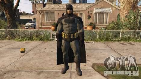 BAK Dark Knight Returns Batman для GTA 5