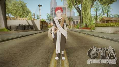 Gaara Black Body Suit для GTA San Andreas второй скриншот