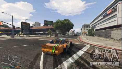 Custom Camera V 0.9.1 для GTA 5 второй скриншот