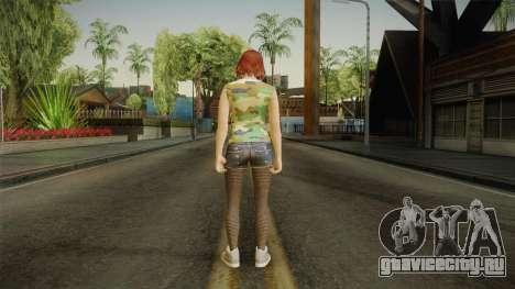 GTA 5 Online DLC Female Skin для GTA San Andreas третий скриншот