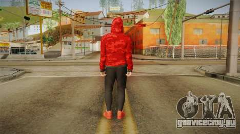 Import-Export DLC Skin Male для GTA San Andreas третий скриншот