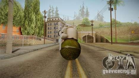 Survarium - RGO Grenade для GTA San Andreas второй скриншот