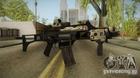 Battlefield 4 - HK G36C для GTA San Andreas